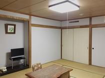 【禁煙】和室8畳 Wi-Fi完備2