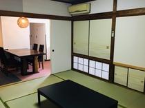 【禁煙】和室8畳 201号室 Wi-Fi完備