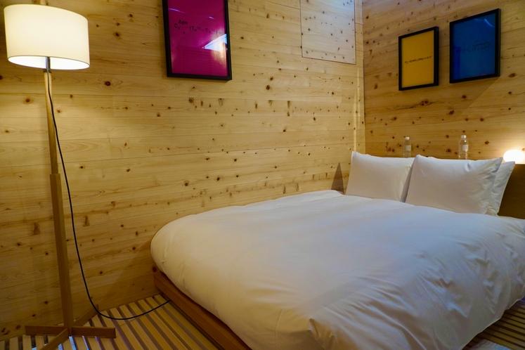 3Fダブルベッドルーム