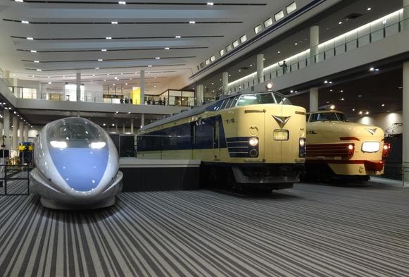 京都鉄道博物館・京都水族館セットチケット付プラン【朝食付き】