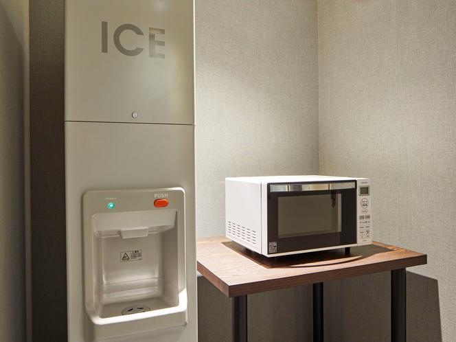 電子レンジ・製氷機(一例)