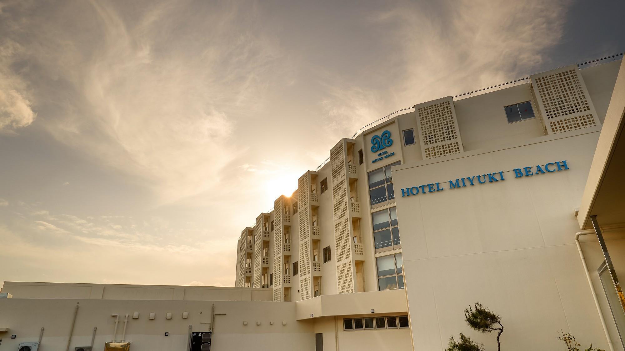 ホテル外観◇2021年4月リニューアル