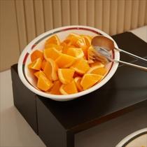**フルーツ(一例)/夕食の〆はフルーツを!