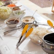 *ご朝食一例(別館バイキング)/種類豊富なメニュー!和食派・洋食派の方もどちらもお愉しみいただけます