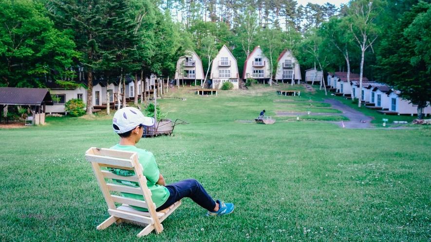 【DIY CLUB】自然の中でDIY!作って・使えて・持って帰れる『キャンプチェア』を作ろう!