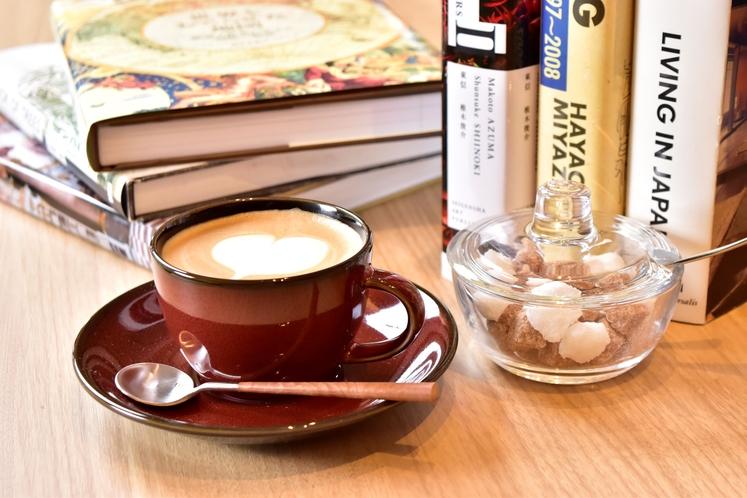 カフェ・スカイライブラリー イメージ