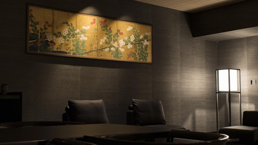 琳派スイートルーム(禁煙・130平米)