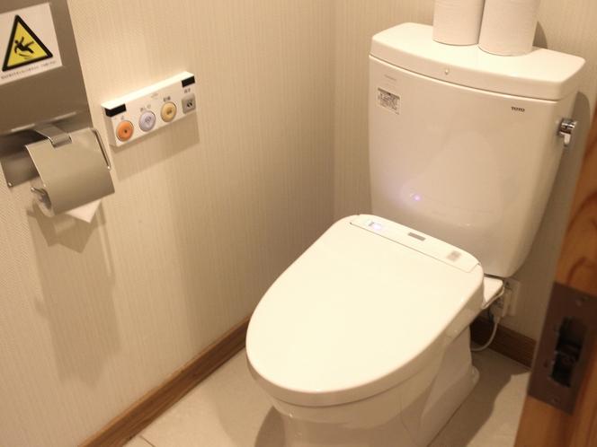 ツインルーム お手洗