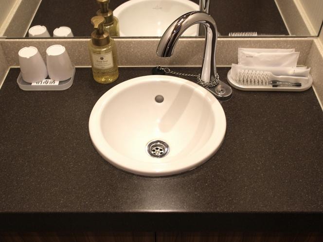 ツインルーム 洗面所