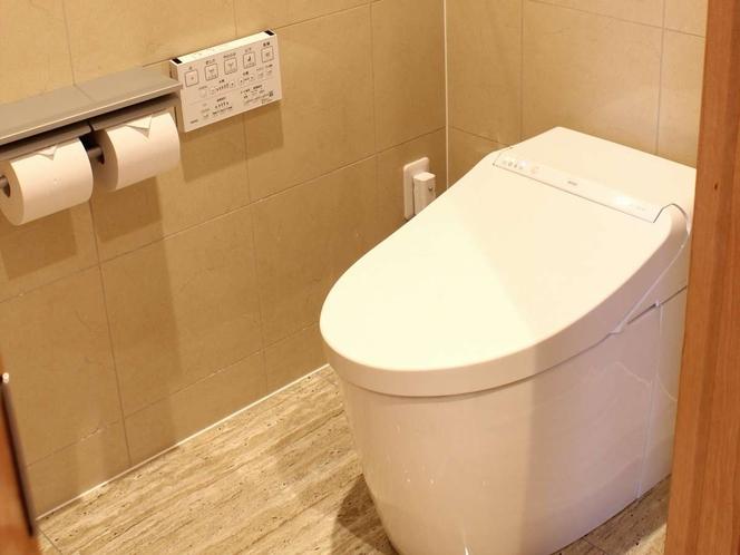 洋室(VIP)・和洋室(ROYAL)お手洗い