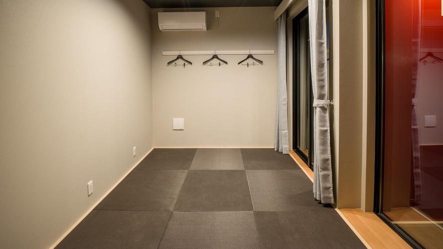 ・ガレージコンセプトルーム 和室