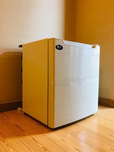 冷蔵庫~全室設置