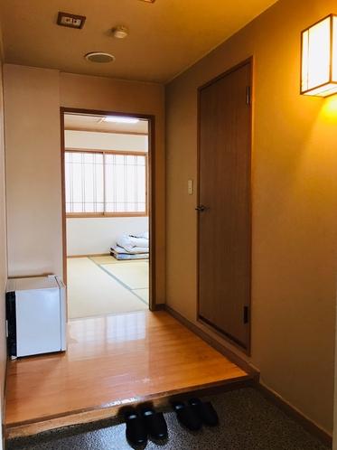 <禁煙>和室バス/トイレ付(8名)