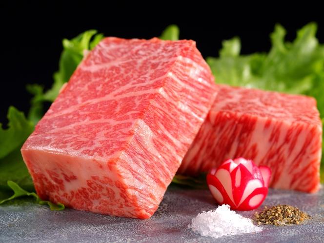 【最後の晩餐 グルマン・プレミアム】A5黒毛和牛のシャトーブリアン☆