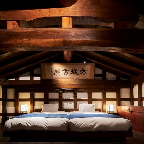 武士蔵ベッド