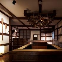 ガッコ蔵1階部屋