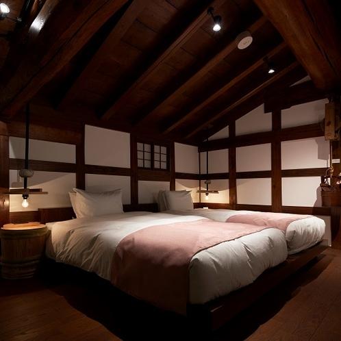 ガッコ蔵ベッド