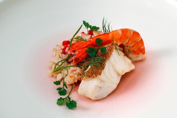 春の料理 魚料理の一例