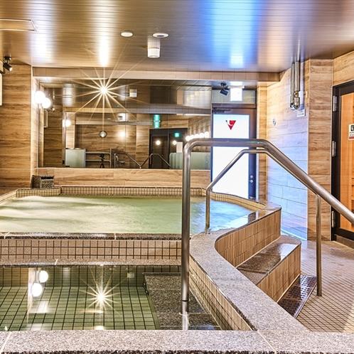 和みの人工温泉 錦の湯 女性専用の大浴場です♪深夜もOK!