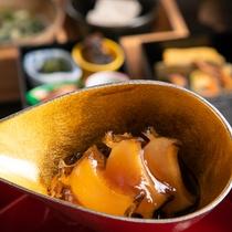 【ご朝食-オプション-】[鮑の餡]