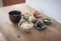 ご朝食(和)の一例