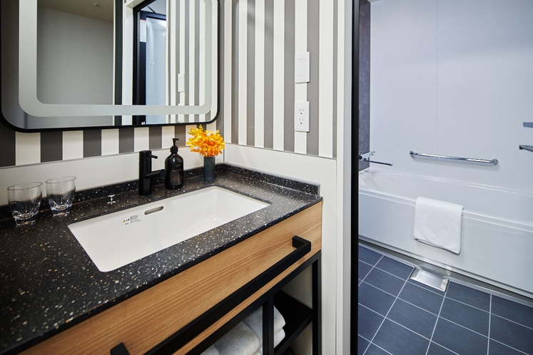 バスルーム(1ベッドルーム・2ベッドルーム)