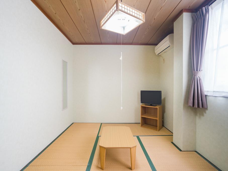 【禁煙】和室1〜2名様(バストイレなし)