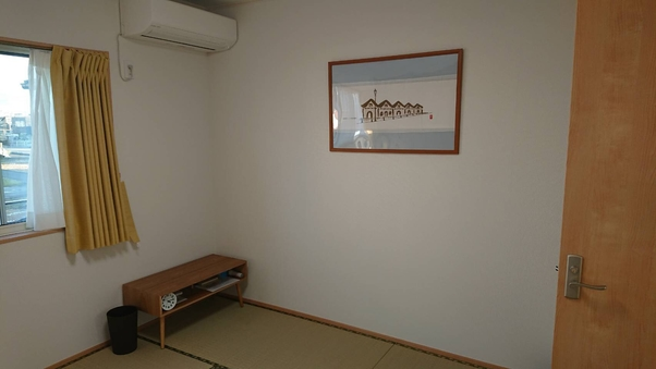 和室8畳(Japanese Tatami mat)
