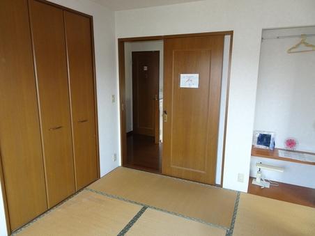 和室6畳(Japanese Tatami mat)