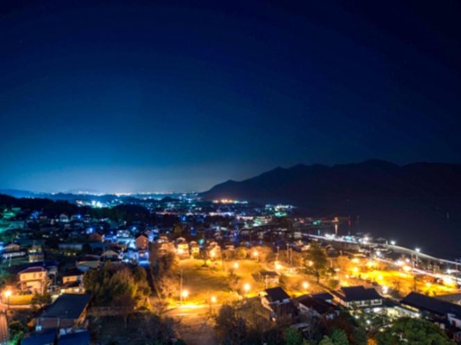オーシャンテラス(夜景)