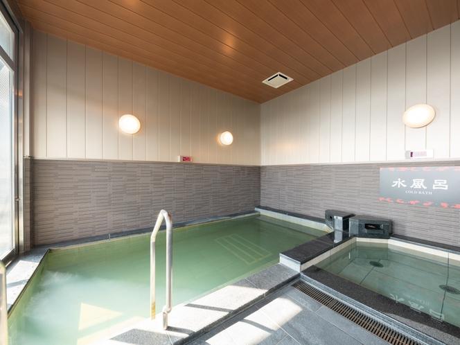 内湯・水風呂