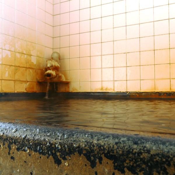 【お風呂】女湯。24時間入浴可能♪疲れた身体を温泉で癒やしてください