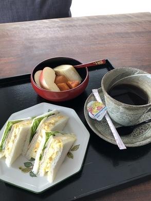 1日の始まりは朝から!朝食付きプランで元気にご出発♪【パンの朝食付】