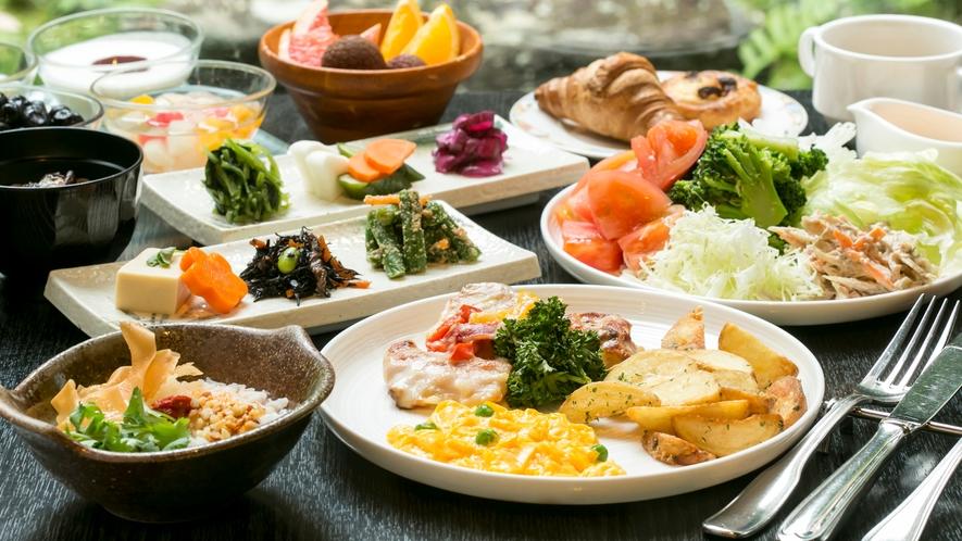 ◆朝食イメージ レストラン 京都ダイニング御倉