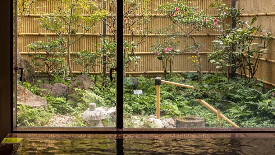 ◆庭園浴場