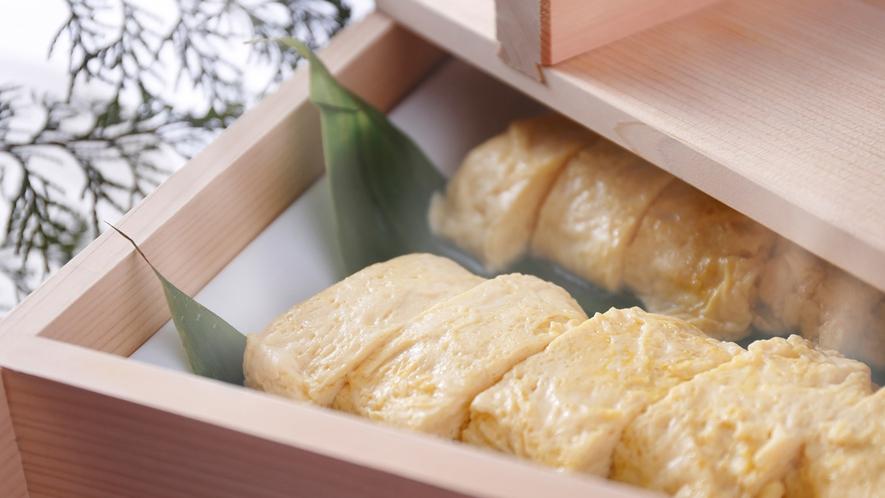 ◆朝食 だしまき