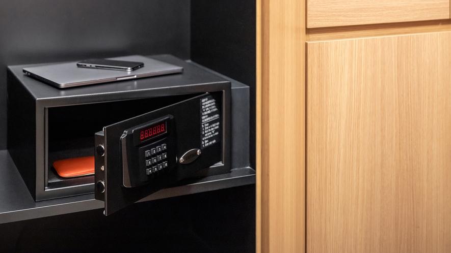 ◆客室設備 金庫