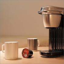 【客室設備】KEURIGのコーヒーメーカー(ファミリールームのみ)