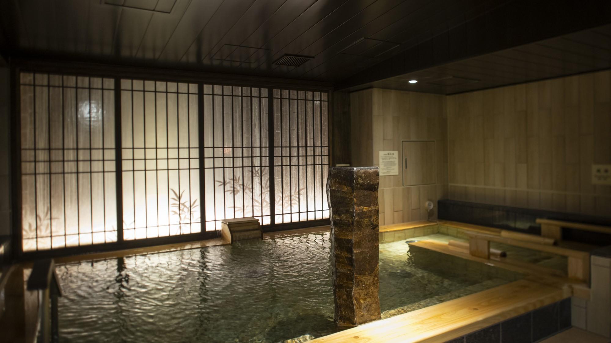 【女性】瞑想の湯(約38℃)