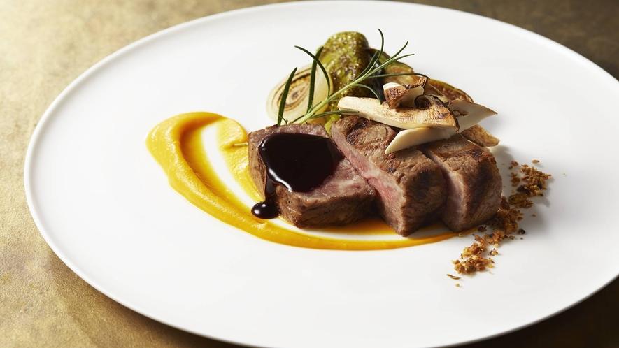 レストラン 「Silk Road Dining」