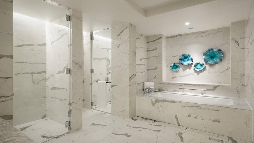 エグゼクティブスイートキング バスルーム
