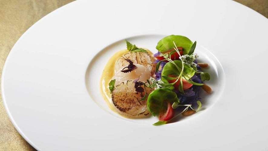 レストラン 「Silk Road Dining」 3コース