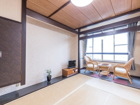 【禁煙】和室1〜3人部屋(バスなし)