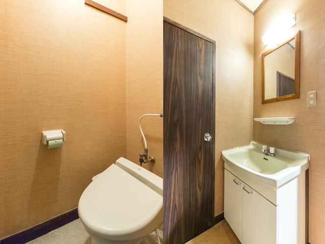 和室1~3人部屋(バスなし)2 トイレ