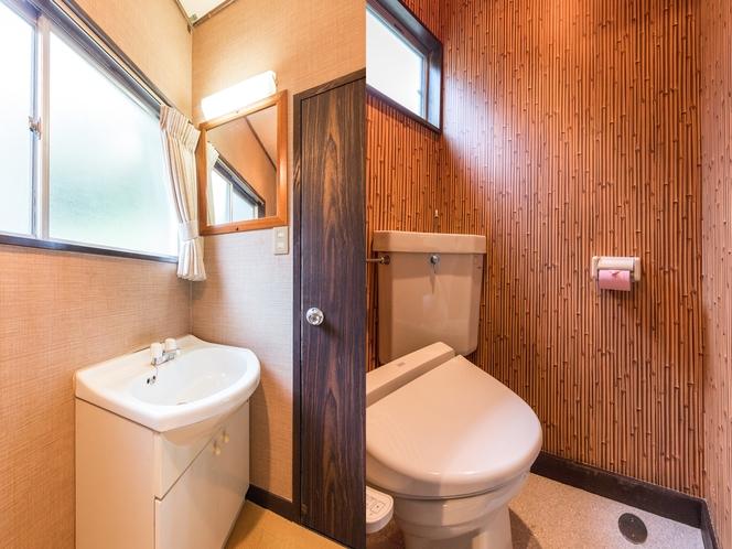 和室1~3人部屋(バスなし)1 トイレ