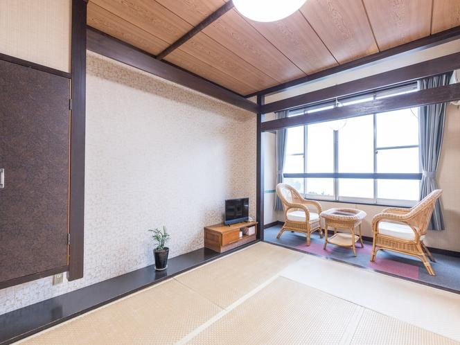 和室1~3人部屋(バスなし)2