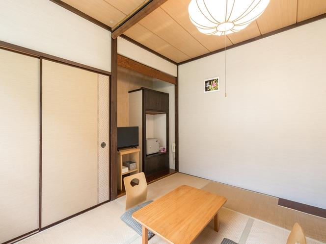 和室1~3人部屋(バスなし)1