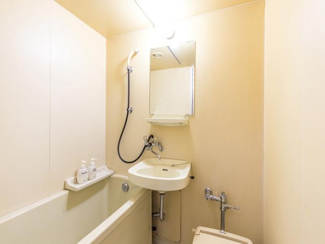 和室1~4人部屋 バスルーム