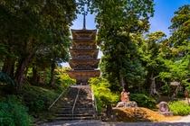 妙成寺 五重塔