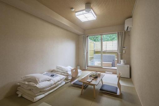 和室【露天風呂付き】